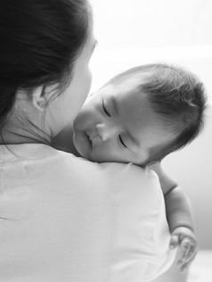 Photography Motherhood Newborn in Bangkok .