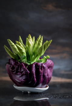 photography vegetables art