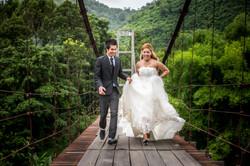 pre wedding in Rajjaprapha Dam