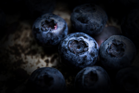 photography vegetables art Blueberries