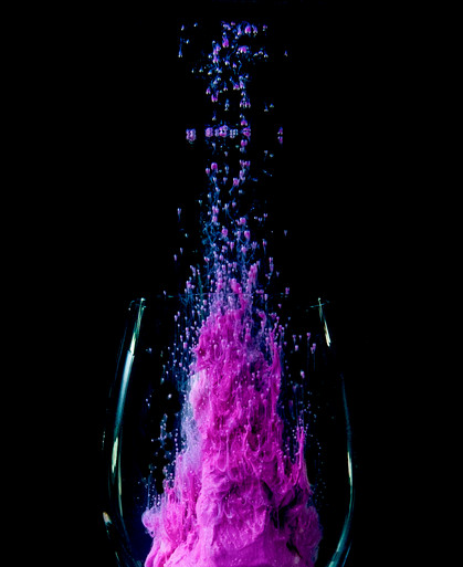 Photographer,Drinks and Liquids ink ink_drops, Bangkok Thailand.