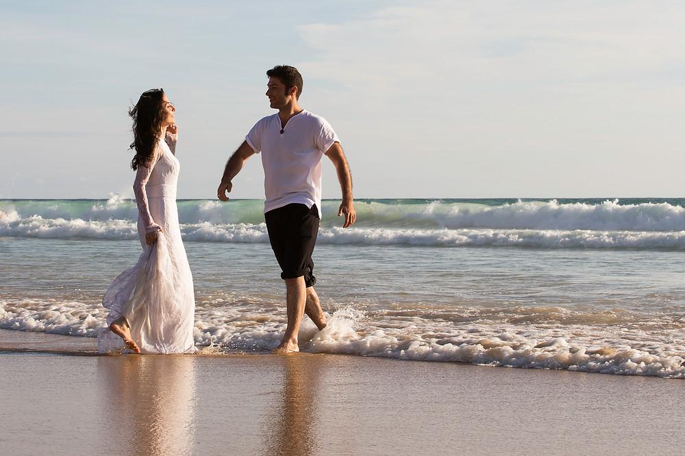Capture the feeling Honeymoon in Phuket,Location Karon Beach