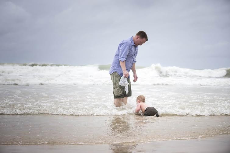 family Photography on the Beach Phuket Thailand