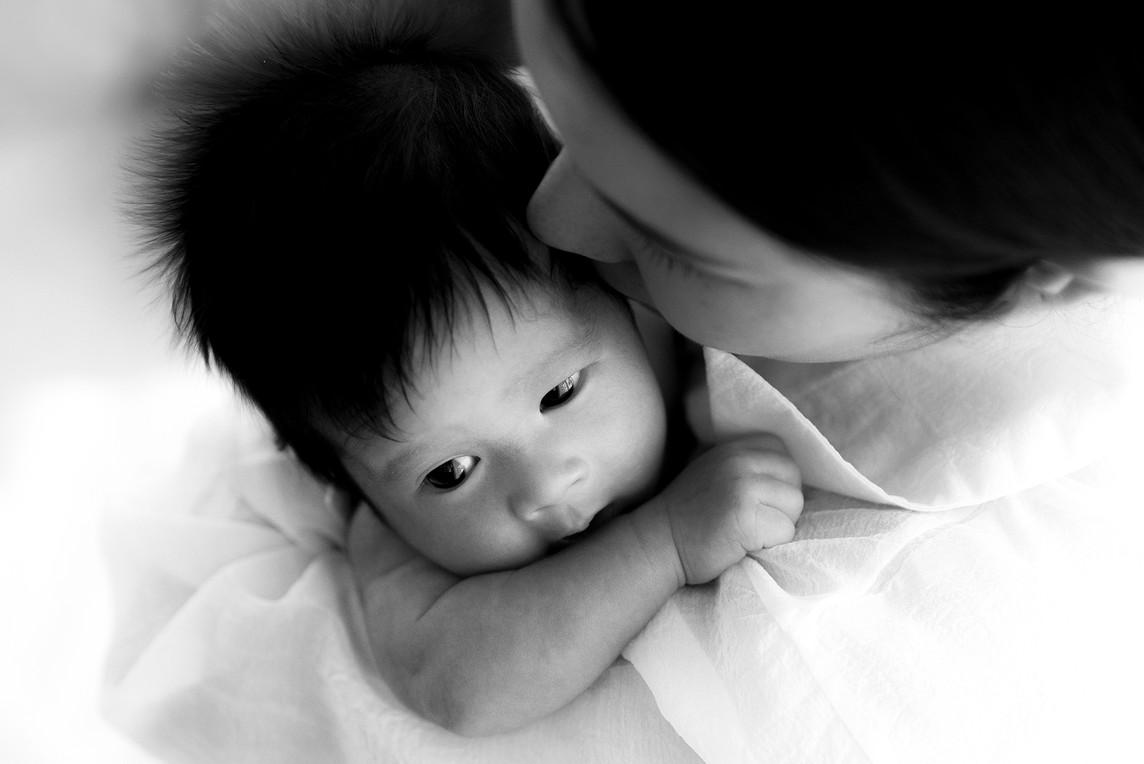 Photography Newborn and Pregnancy in Bangkok .