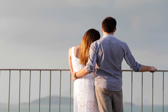 Photographer,Honeymoon in Phuket.