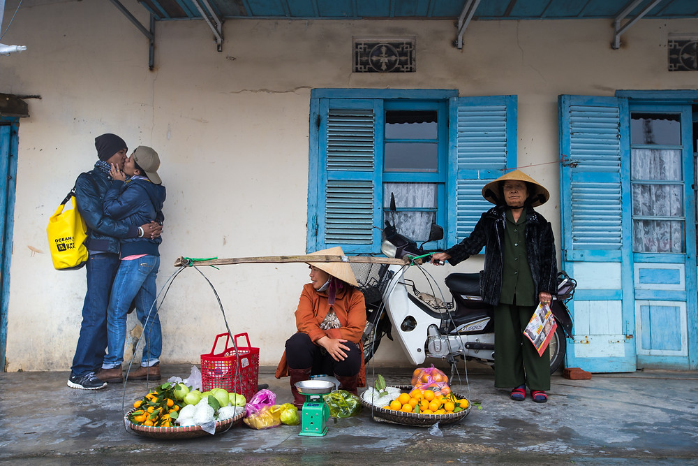 Pre-wedding in Dalat Vietnam.