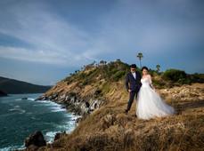 Photography Pre-wedding in Phuket,Thailand.