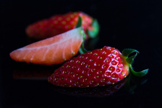 photography vegetables art Strawberry