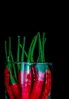 photography vegetables art Pepper