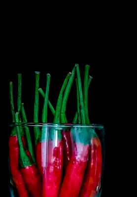 photography vegetables art Pepper