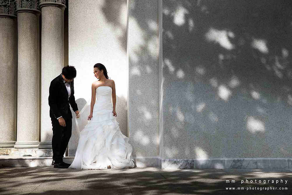capture the feeling Pre wedding art concept in Bangkok Thailand