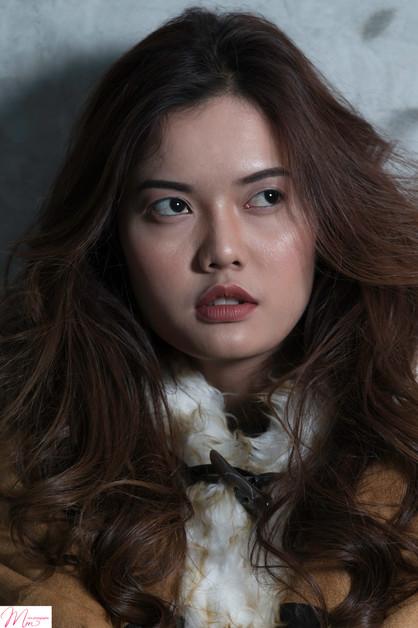 Photography Portrait art in Bangkok,Thailand.