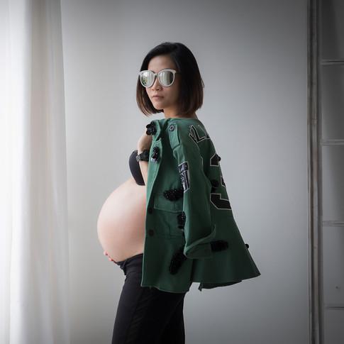 Photography Maternity Pregnancy photo shoot Bangkok,Thailand.