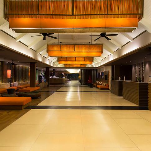 Photographer Interior Resrots Hotel.