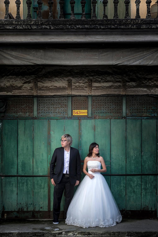 Pre wedding Nakhon Si Thammarat,Location Pakpanang Market Amphoe Pak Phanang,Nakhon Si Thammarat.