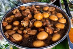 Photographer street food, in Bangkok thailand.