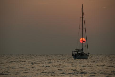 Photographer,Yacht in Phuket.