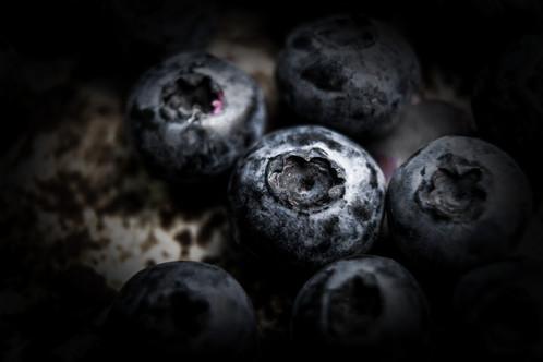 photography vegetables art Blueberries