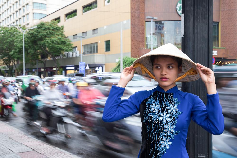 Pre-wedding in Ho Chi Minh Vietnam.