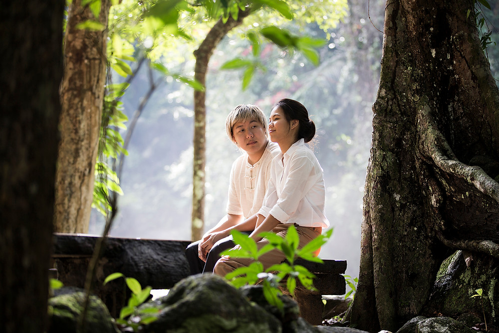 Pre wedding Nakhon Si Thammarat,Location Phromlok Waterfall,Nakhon Si Thammarat.