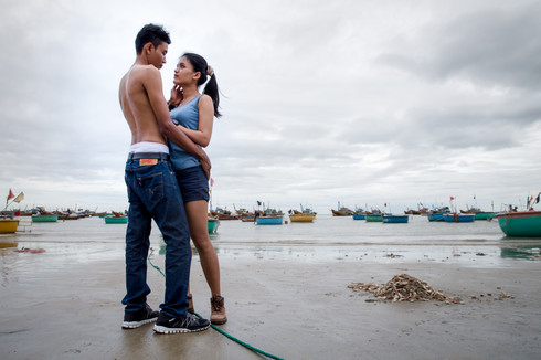 Photographer Pre-wedding in Vietnam.