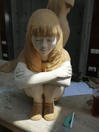 2013木雕創作研習營典藏作品