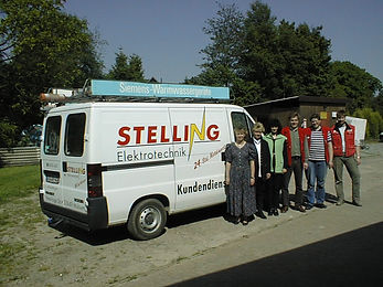 Stelling Team 1999