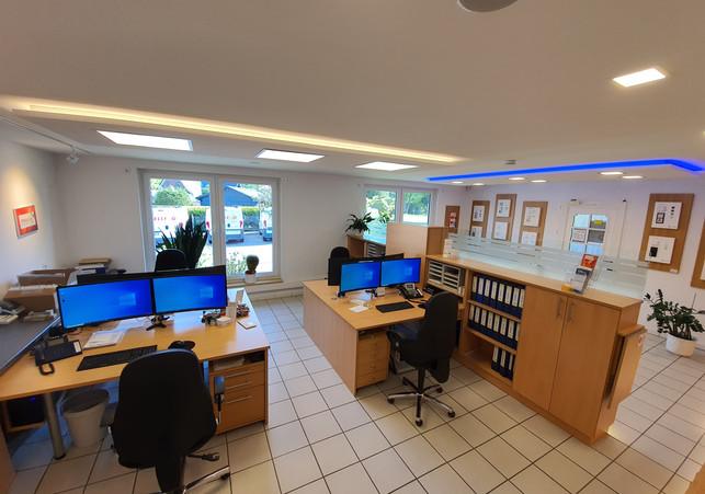 Birgit Arbeitsplatz