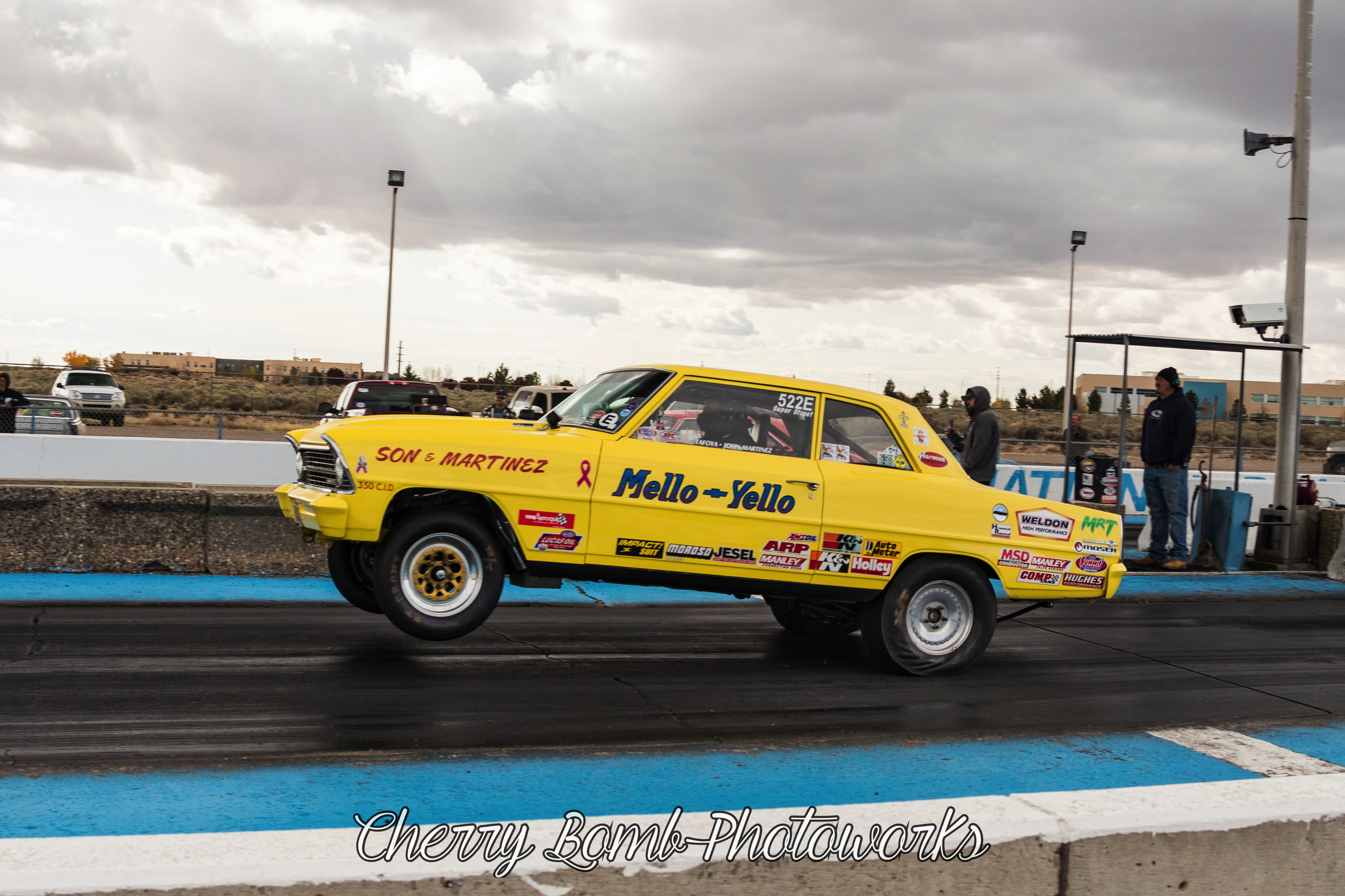 Race Track | Albuquerque Dragway | United States