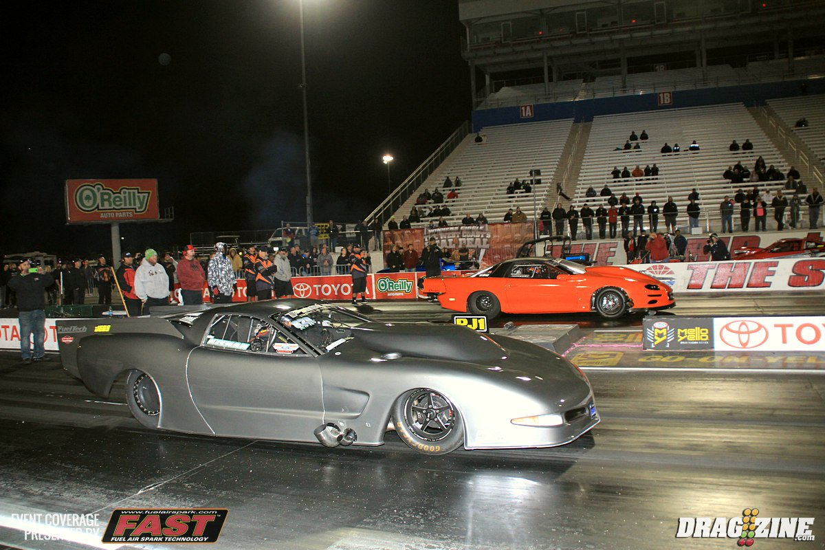 Keenan Corvette 2