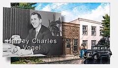 Harvey Vogel History
