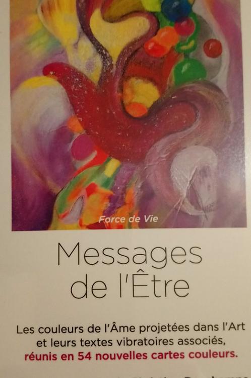 """Jeu """"Les messages de l'Être"""" Vol.2"""