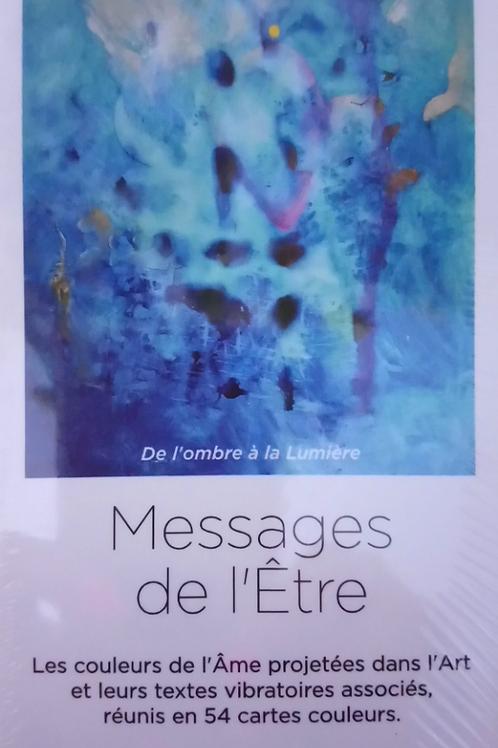 """Jeu """"Les messages de l'Être"""" Vol.1"""