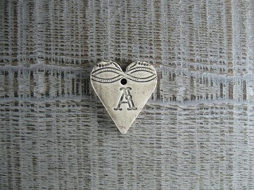 Petit coeur  initiale