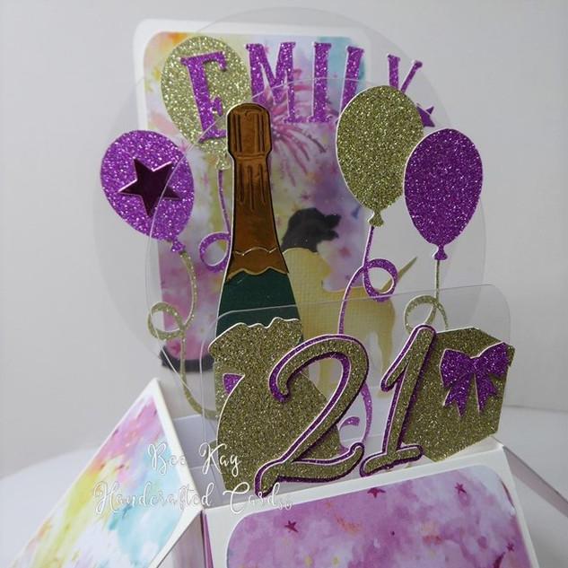 21st party box