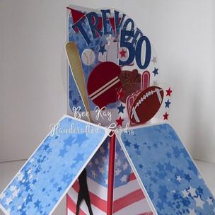 American football & baseball