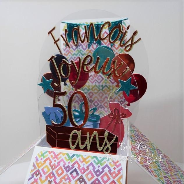 A Festive 50th Birthday