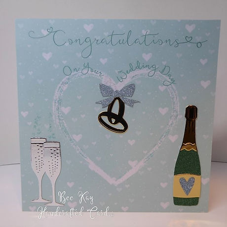 Handcrafted Occasion Cards