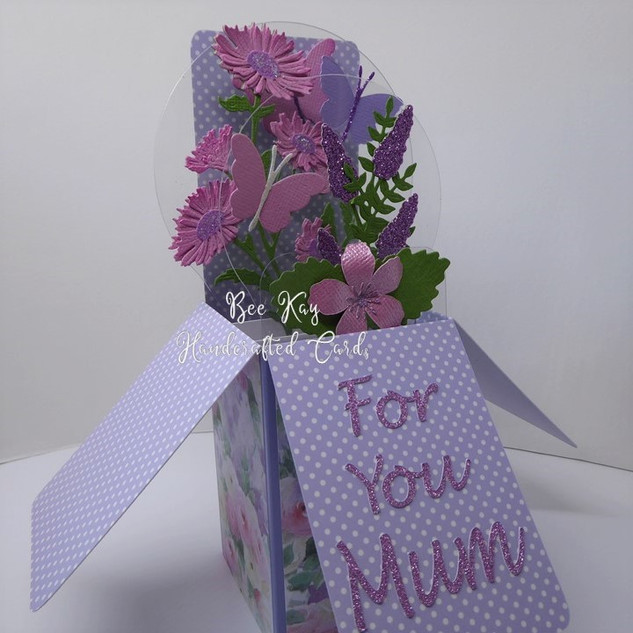 Mother's Day or Birthday