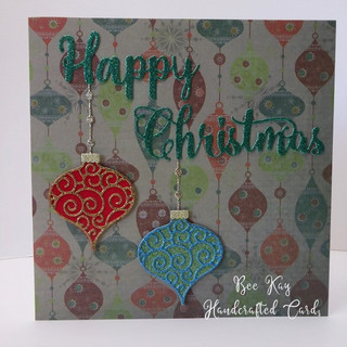 Christmas Baubles /152 - £2.50