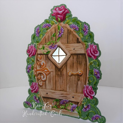 A Fairy Door (New Home or birthday)
