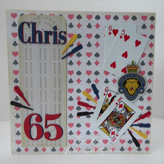 Cards and cribbage