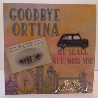 Farewell/Good Luck
