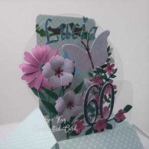 Flowers/birds & butterflies
