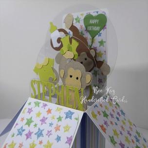 Box of monkeys
