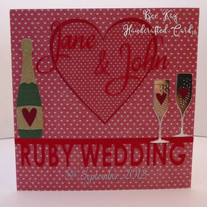 Ruby Wedding