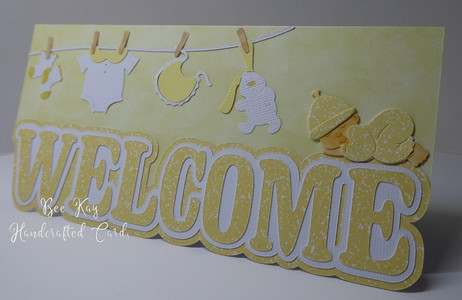 371 - Welcome New baby