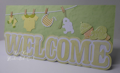374 - Welcome New baby