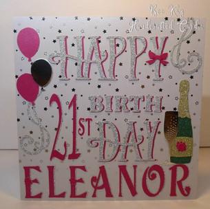 21st celebration
