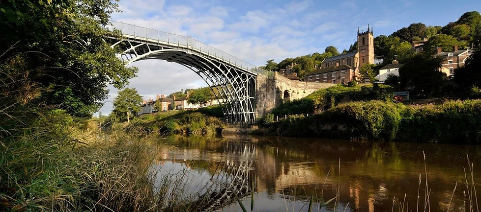 The Ironbridge, Ironbridge